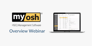 myosh Overview Webinar